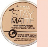 Rimmel pudr Stay Matte Powder 002 14 g