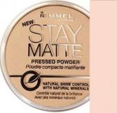Rimmel pudr Stay Matte Powder 002 14 g