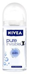 Nivea roll on Pure Invisible 50 ml