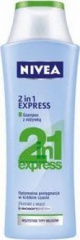 Nivea šampon 2v1 Care Express 250 ml