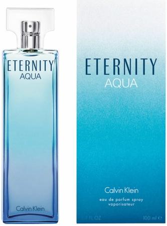 Calvin Klein Eternity Aqua Woman parfémovaná voda 100ml