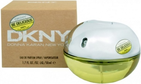 DKNY Be Delicious Woman parfémovaná voda  50 ml