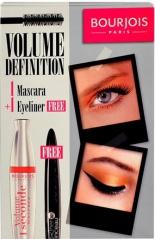 Bourjois sada mascara 1 Second 12 ml & Eyeliner Pinceau 2,5 ml