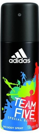 Adidas deospray Men Team Five 150 ml