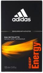Adidas toaletní voda Deep Energy 100 ml