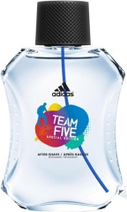 Adidas voda po holení Team Five 100 ml