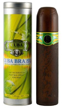 Cuba Original Brazil Men toaletní voda 100 ml