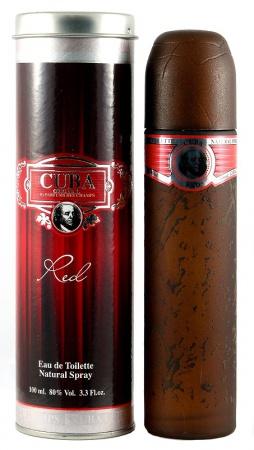 Cuba Original Red Men toaletní voda 100 ml