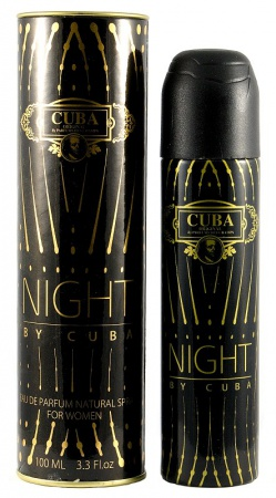 Cuba Original Night Woman parfémovaná voda 100 ml