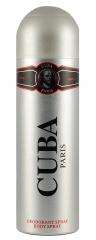 Cuba deospray Black 200 ml