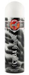 Cuba deospray Jungle Zebra 200 ml