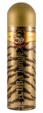 Cuba deospray Jungle Tiger 200 ml