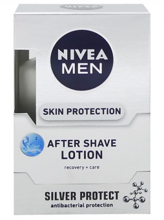 Nivea voda po holení Men Silver 100 ml