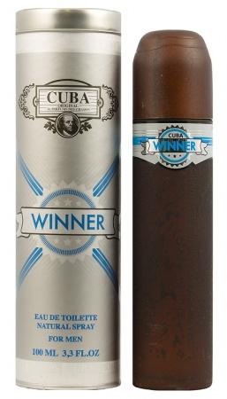 Cuba Original Winner Men toaletní voda 100 ml