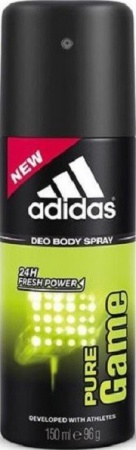Adidas deospray Men Pure Game