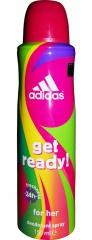 Adidas deospray Woman Get Ready! 150 ml