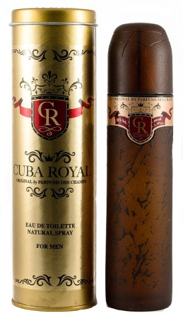 Cuba Original Royal Men toaletní voda 100 ml