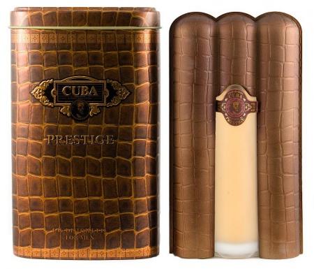 Cuba Prestige Gold Men toaletní voda 90 ml