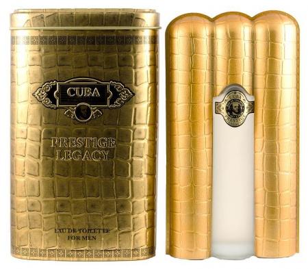 Cuba Prestige Legacy Men toaletní voda 100 ml