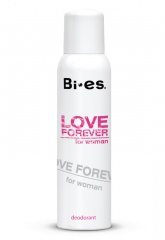 BI-ES deospray Love Forever White 150ml