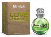 BI-ES parfémová voda Love Forever Green 100 ml