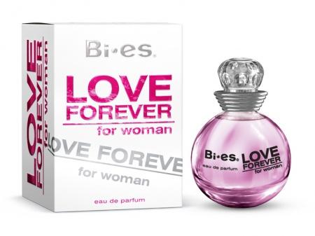 BI-ES parfémová voda Love Forever White 100ml