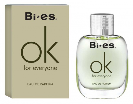 BI-ES parfémová voda oK for Everyone 100 ml