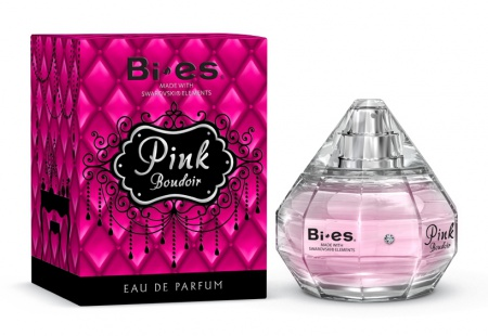 BI-ES parfémová voda Pink Boudoir for Woman 100ml