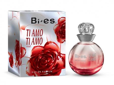 BI-ES parfémová voda Tiamo Red 100 ml