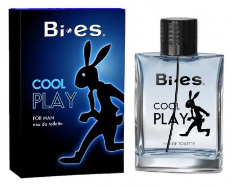 BI-ES toaletní voda Men Cool Play 100 ml