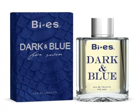 BI-ES toaletní voda Men Dark Blue 100ml