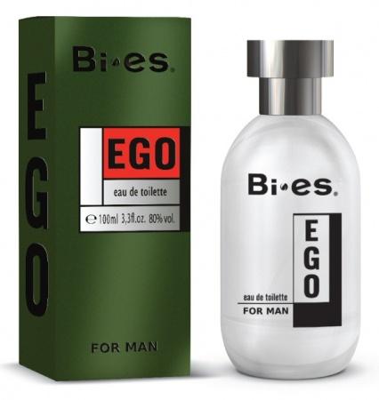 BI-ES toaletní voda Men Ego 100 ml