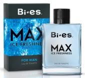 BI-ES toaletní voda Men Max ICE Fresh 100ml