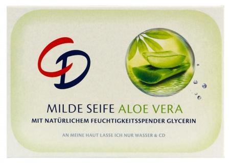 CD mýdlo tuhé Aloe Vera 125 g