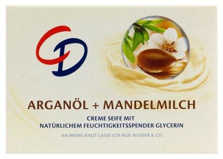 CD mýdlo tuhé Arganoil&madle 125 g