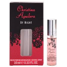 Christina Aguilera By Night parfémová voda 10ml