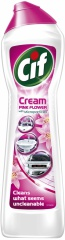 Cif Cream Pink Flower tekutý písek 500 ml