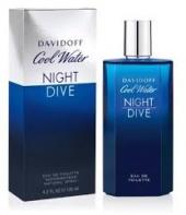 Davidoff Cool Water Nightdive Men toaletní voda 75ml