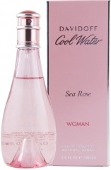 Davidoff Cool Water Woman Sea Rose toaletní voda 100ml