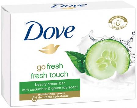 Dove tuhé mýdlo Fresh Touch 100g