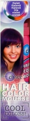 Elyseé barevné pěna 43 Violet 75 ml