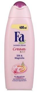 Fa sprchový gel Cream & Oil  Silk & Magnolie 400 ml