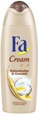 Fa sprchový gel Cream & Oil Cacao & Coconut  250 ml
