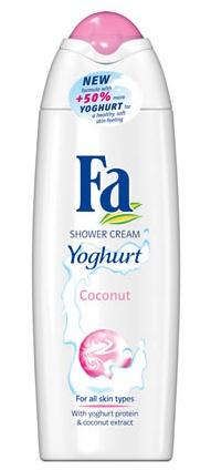 Fa sprchový gel Jogurt Coconut 250 ml
