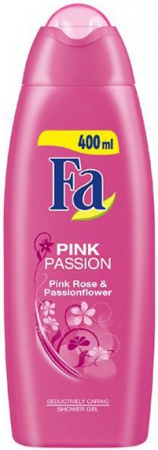 Fa sprchový gel Pink Passion 400ml