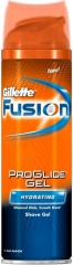 Gillette Fusion Proglide gel hydratační 200 ml