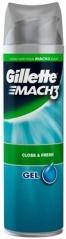 Gillette Mach3 gel na holení Close & Fresh 200ml