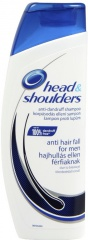 Head&Shoulders šampón Men Homme Hairfall Defense 400 ml