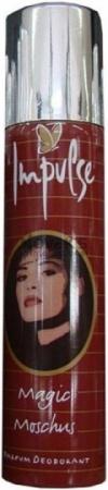 Impulse deospray Magic Moschus 100 ml