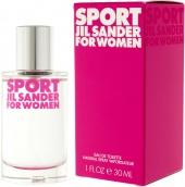 Jil Sander Sport Woman toaletní voda 30ml